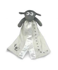 Baby produkter gray Blankie 1 247x296 - Koseteppe (Grått)