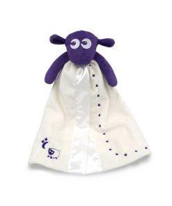 Baby produkter lilla Blankie 1 247x296 - Koseteppe (Lilla)