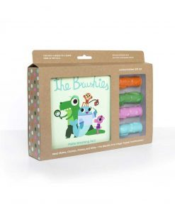 The Brushies 247x296 - THE BRUSHIES GIFT SET