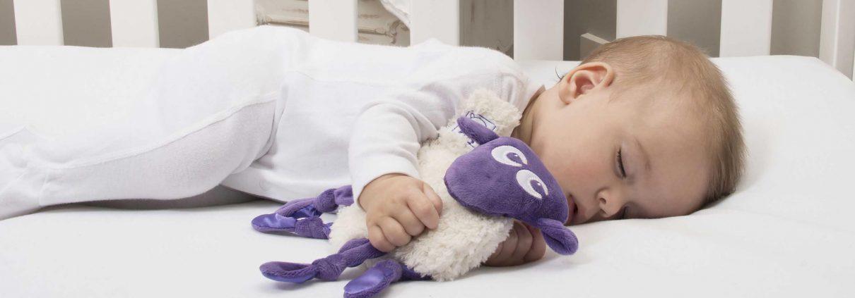 Den beste kosekluten og sovesauen for baby og barn.