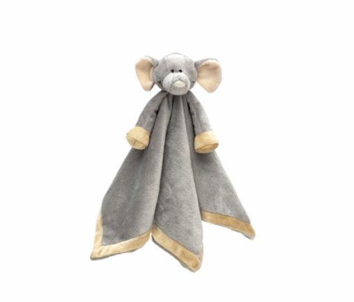 Sutteklut for Baby Diinglisar Wild Elefant