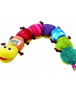 gøyal slange for babyen - lek og lær