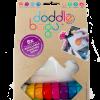 doddlebags gjenbrukbare-smoothieposer 8st for små barn