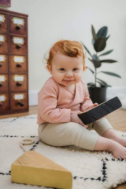 Lek-Baby-Strømpebukse