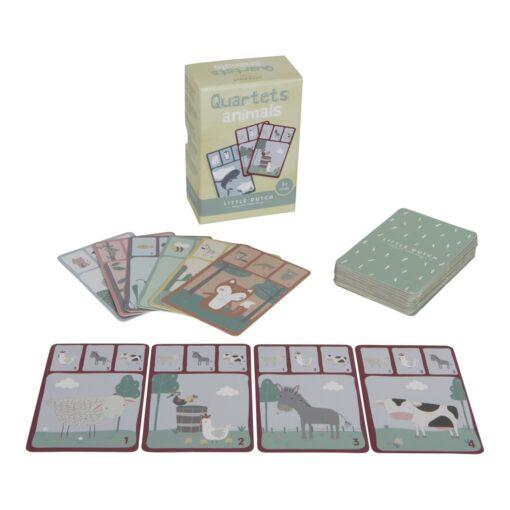 0004569_little-dutch-kwartet-kortspill-dyremotiv