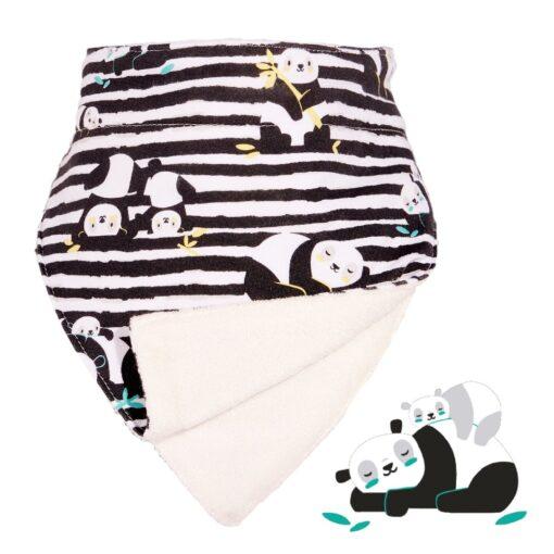 sikklesmekke-panda-for-de-minste-med-søt-design